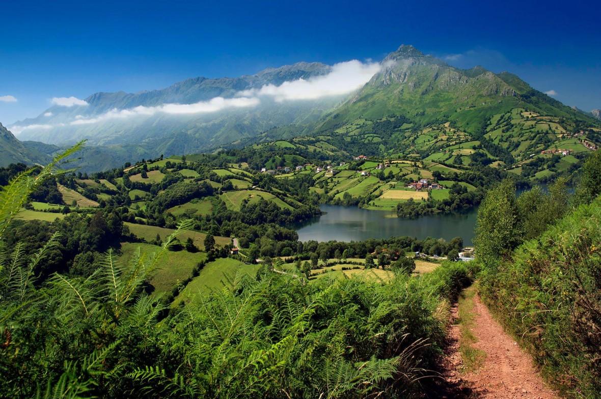 Paisaje Asturias - Alojamientos en Asturias