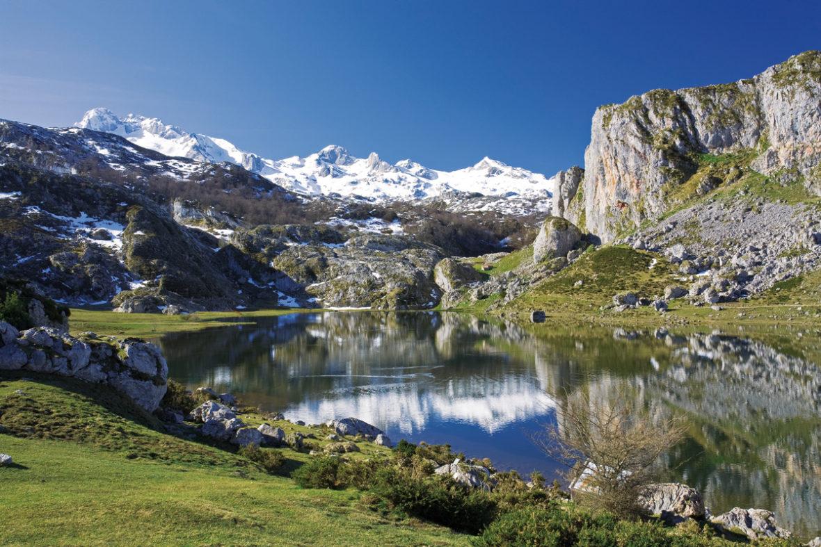 Lagos de Covadonga - Asturias