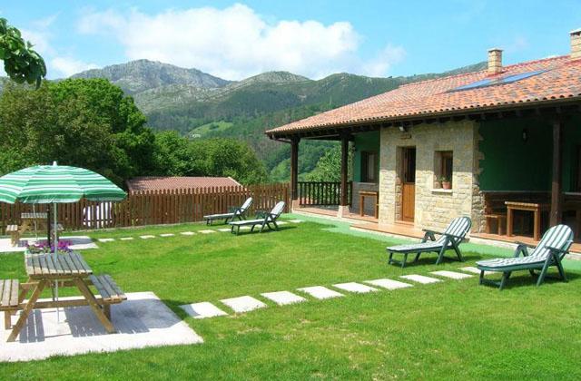 casa rural coviellador, coviella